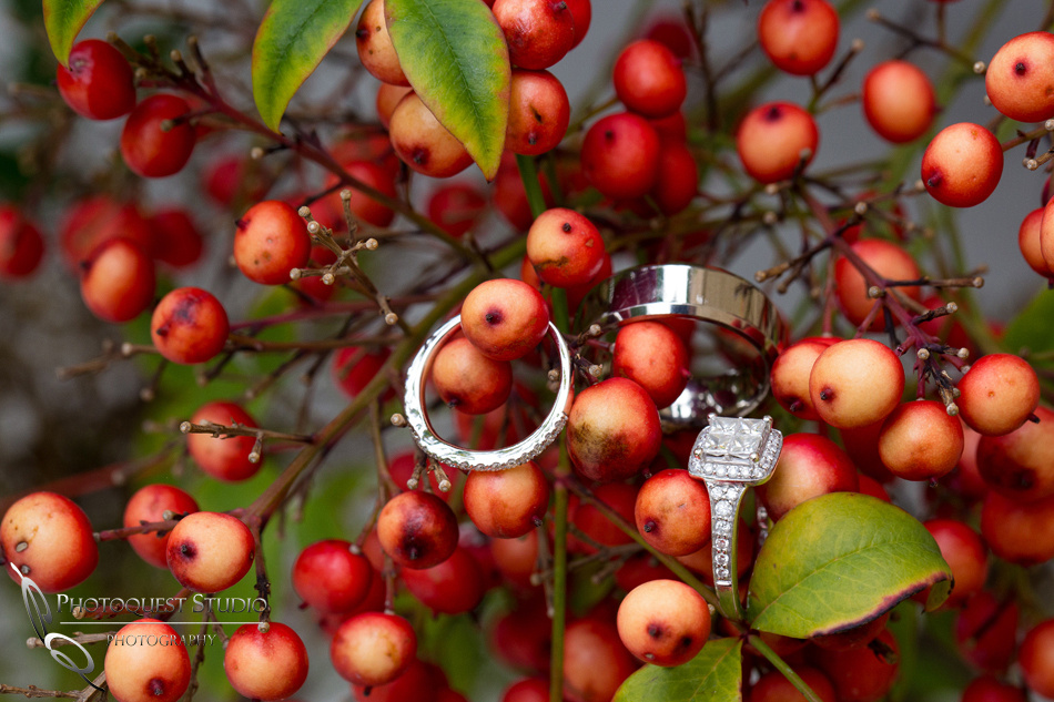 The diamond ring photo at the Orchard, Wedgewood Wedding in Menifee