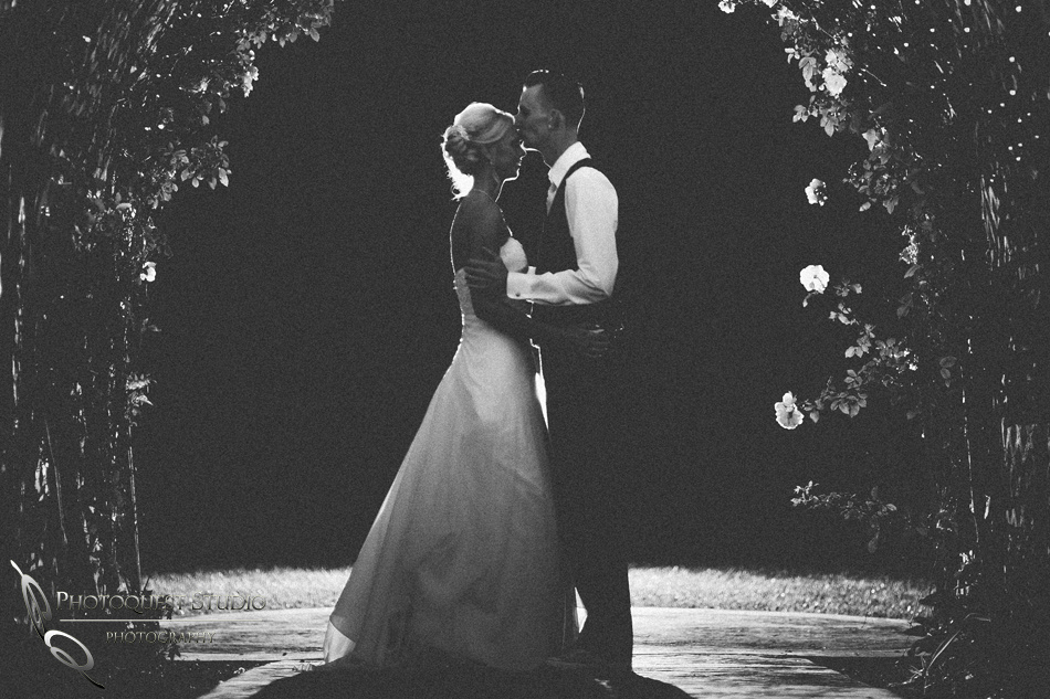 The kiss at the Orchard, Wedgewood Wedding in Menifee by Photoquest Studio, Photography