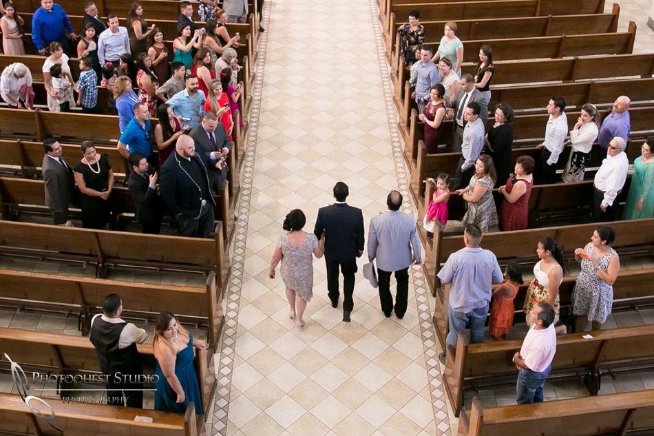 Los Angeles Catholic Wedding