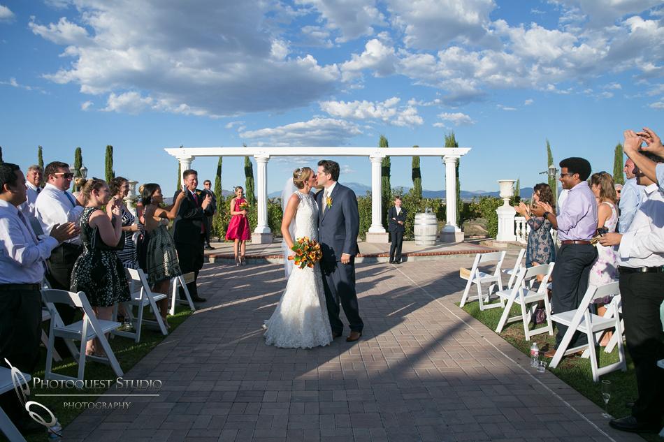 Mount Palomar Temecula Winery Wedding, Melissa and Chris Wedding by Temecula Wedding Photographer