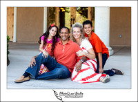 Family photographer in Temecula, Family photo session at Wilson Creek Winery