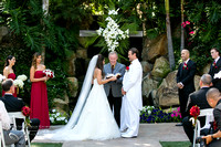 Disney princess wedding at Grand Tradition Estate Fallbrook by Temecula Wedding Photographer of photoquest studio, photography - Beauty and the Beast