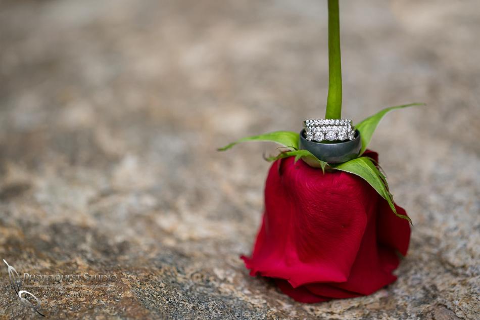 Diamonds and Rose by Temecula Wedding Photographer, Photoquest Studio, Photography