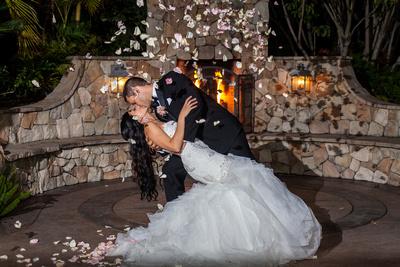 Grand Tradition Estate Wedding Photo by Temecula Wedding Photographer