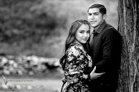 Temecula wedding photographer - Black and White love