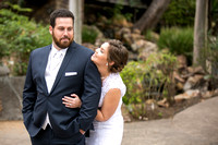 Wedding Photo in Fallbrook by Temecula Winery Photographer - Debbie & John