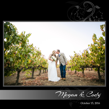 Megan & Cody Wedding 001 (Side 1)