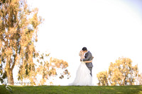 Kissing her - Temecula wedding photographer at Wedgewood San Clemente