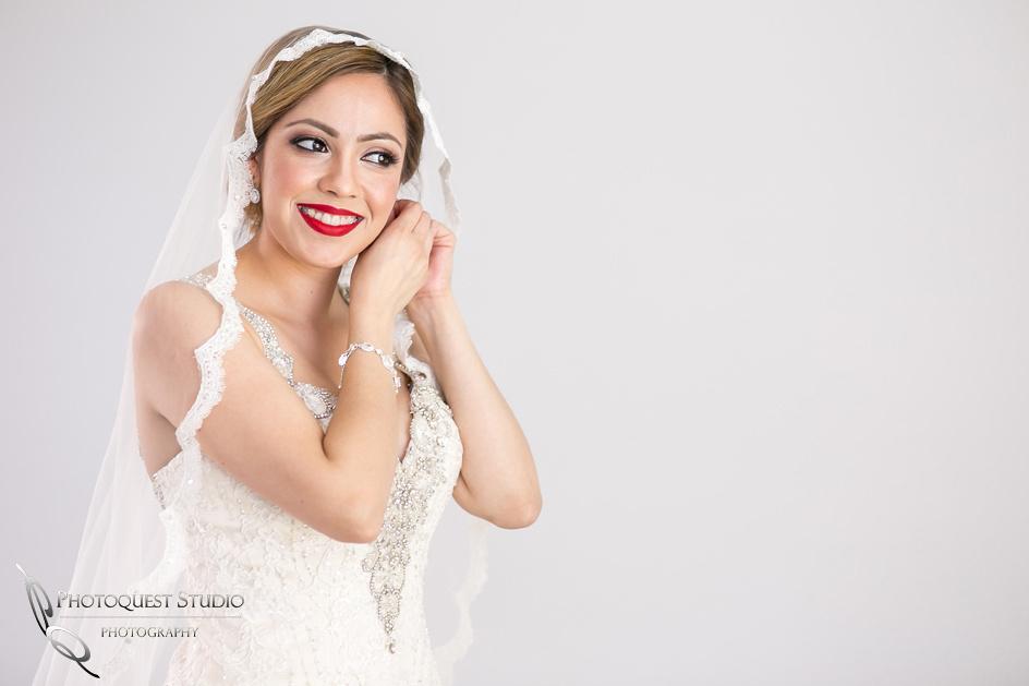 Wedding Photographer in Temecula with beautiful mexican Bride