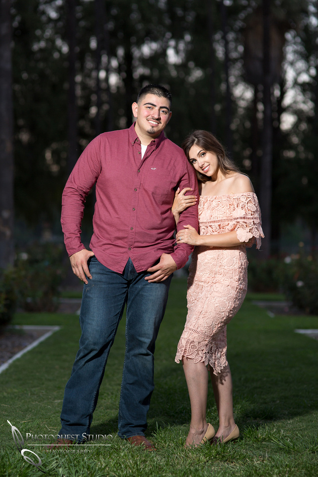 Temecula Wedding Photography, Engagement Photo with beautiful Couple