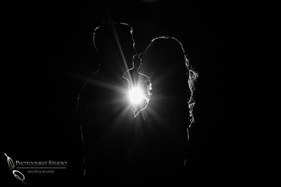 Happy in the dark