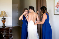 Getting ready photo by Wedding Photographer in Temecula.