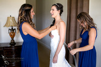 Wedding Photographer in Temecula, getting ready