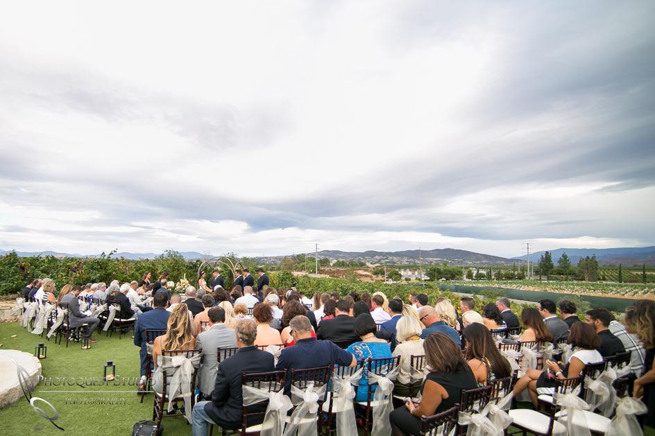 Monte De Oro Winery Wedding Photo