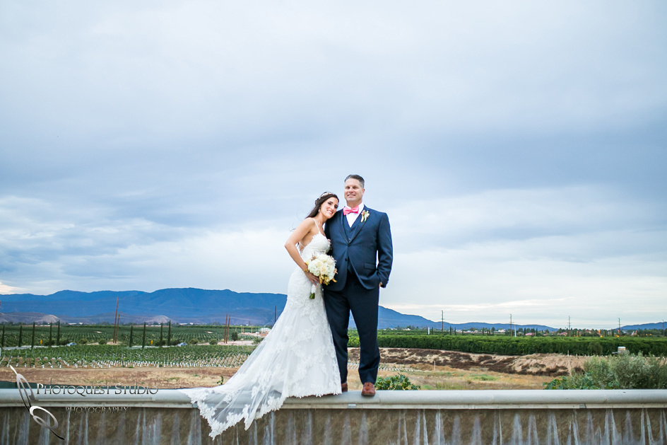 Monte De Oro Wedding Photo