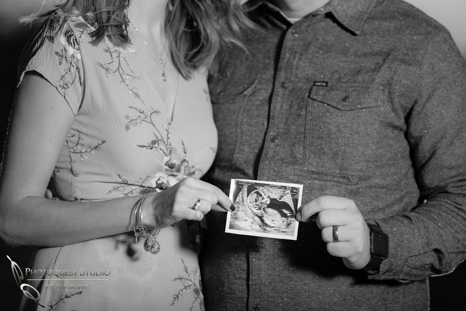 ultrasound baby photo
