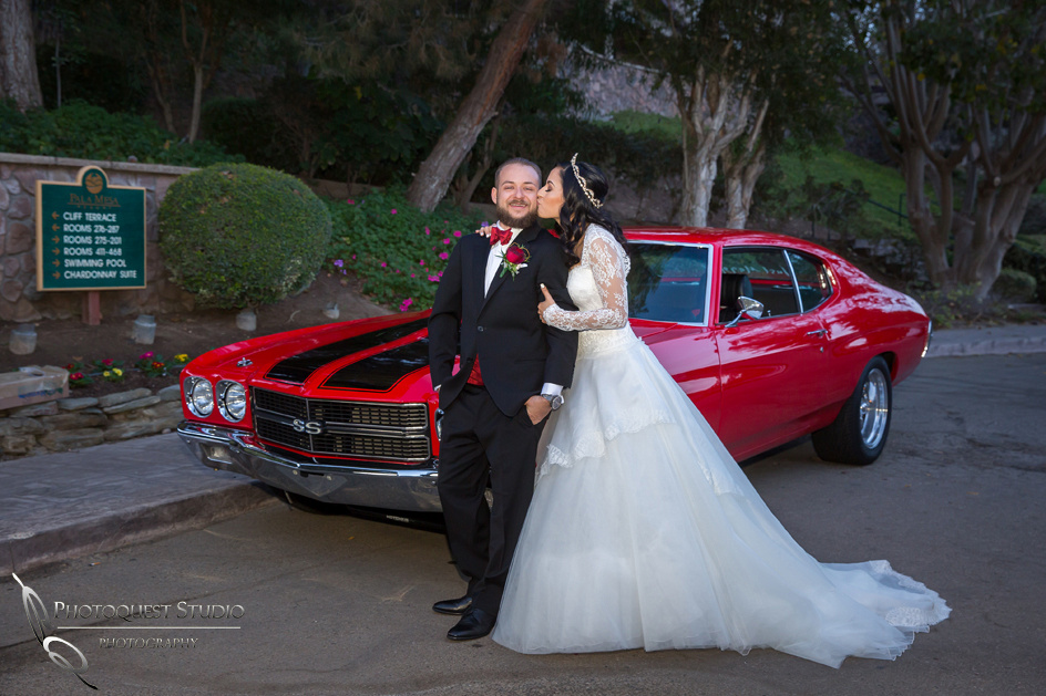 sweet kiss by the classic muscle chevy