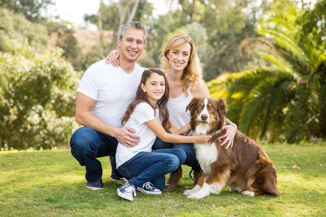 Family Photo at Hillcrest Park, Fullerton, Southern California - Emily's Family (70)