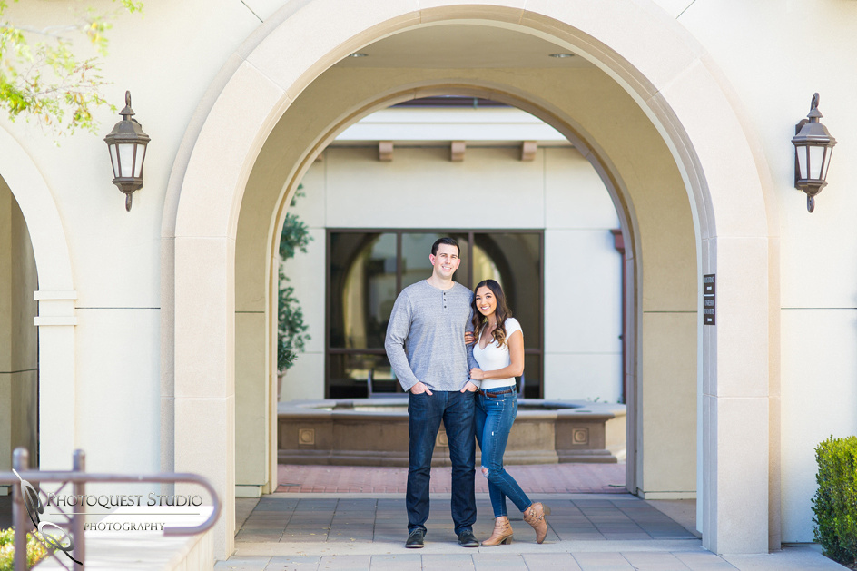 Engagement Photo at Wiens, Temecula Winery Wedding Photographer
