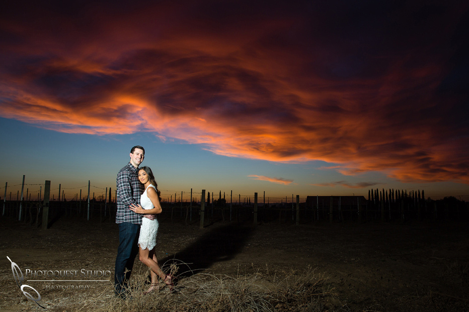 Engagement Photo at Wiens, Temecula Winery Wedding Photographer, Paige and Alex (38)