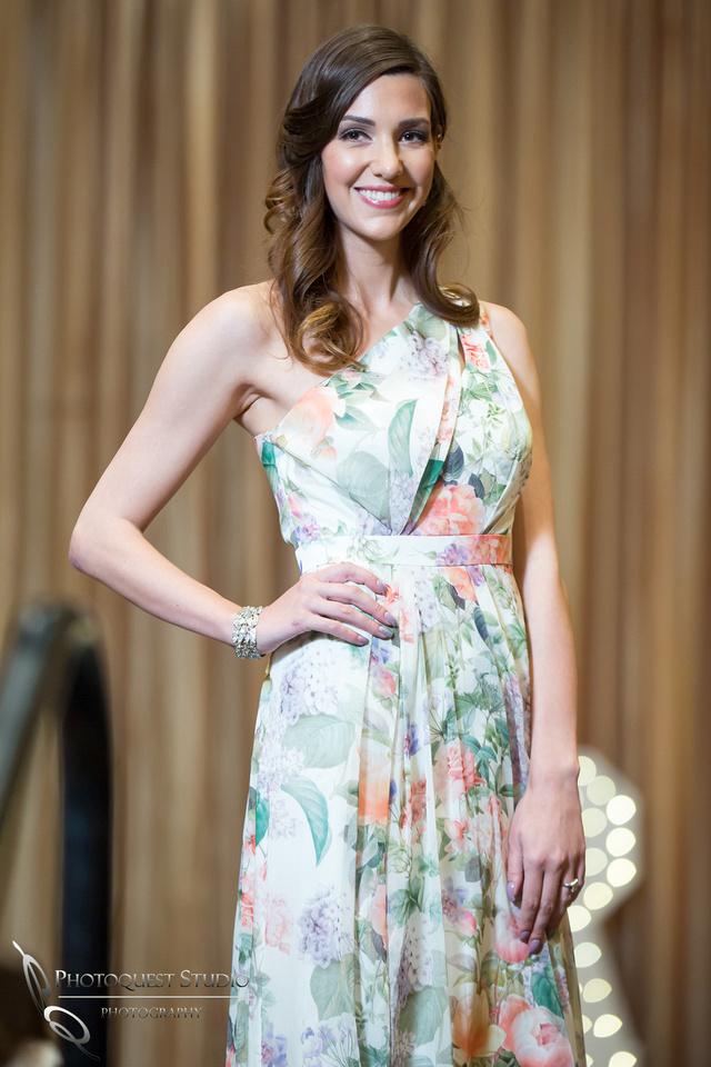 Miss Global Bulgaria 2016 at Kiss The Brides Expo