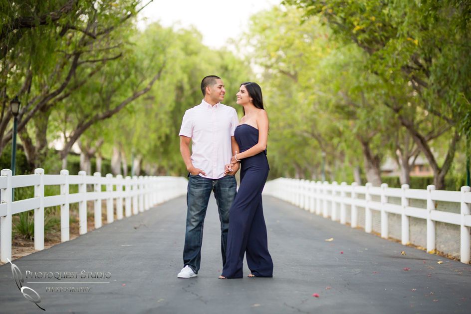 Alexis and Daniel engagement session at Hawk Ranch by Wedding Photographer in Temecula