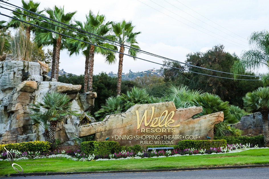 Welk Resort, Escondido by Wedding Photographer in Temecula