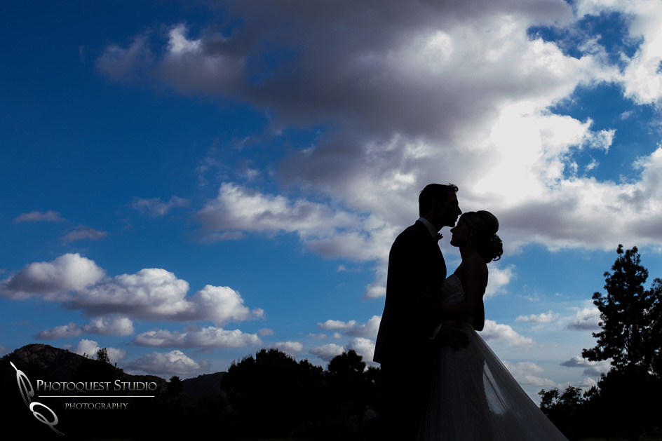 Temecula Wedding Photographer, Love blue sky
