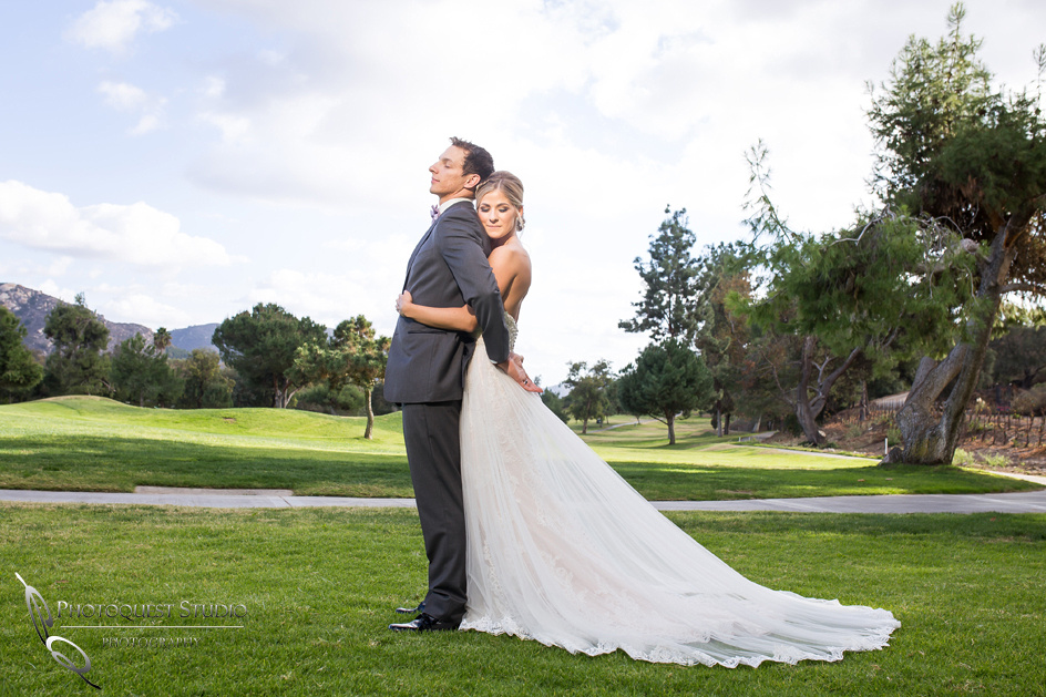 Just the two of us atPala Mesa Resort, Fallbrook Temecula Wedding Photographer