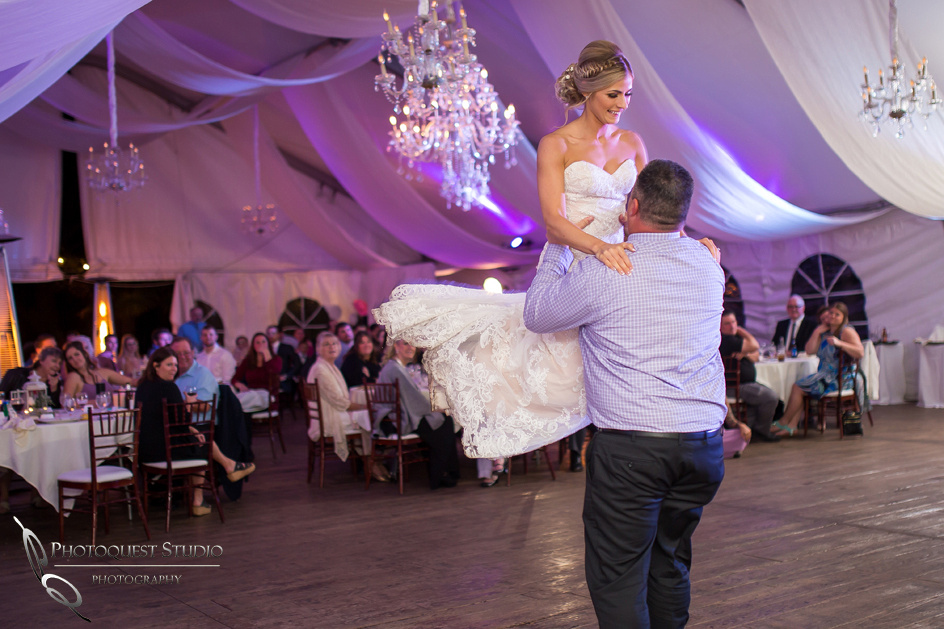 Temecula Wedding Photographer, Father and Daughter dance