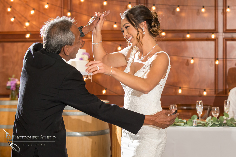 Temecula-Wedding-Photographer, Father and Daughter dance