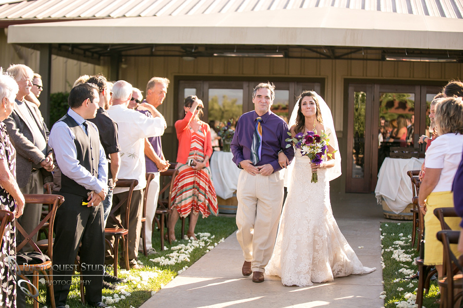 Wedding Photo at Temecula Winery, Wiens Family Cellars by Temecula Wedding Photographer, Amanda and Jonathon