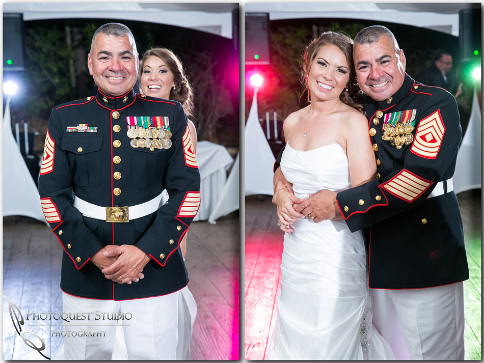 Bride photoboom military dad-by-Wedding-Photographer-in-Temecula