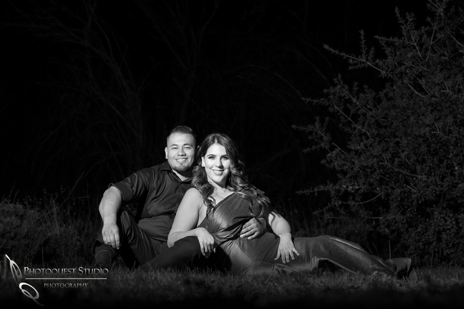 Black & White by Temecula Wedding photographer