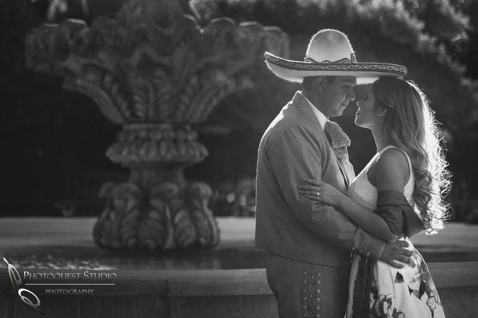 black and white forever by temecula wedding photographer
