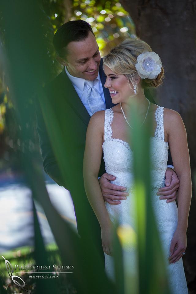 Lauren & Brett Wedding at Temecula Creek Inn byTemecula Wedding Photographers of Photoquest Studio.