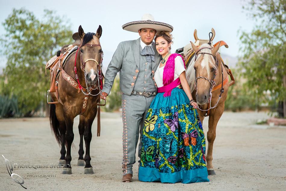 the vaquero and his love