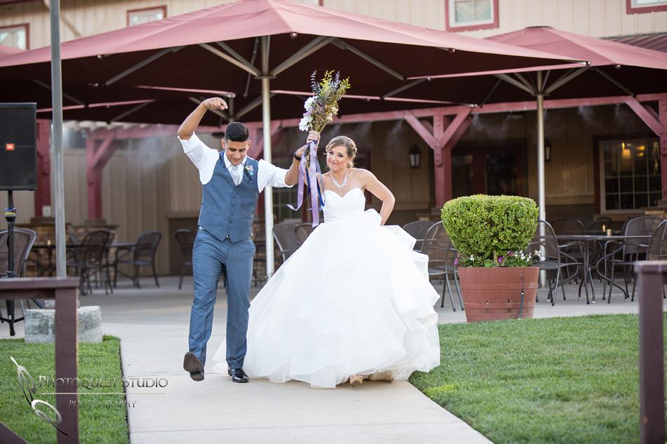 Wedding photo at Wiens Winery by Temecula wedding photographer of Photoquest Studio, Samantha & Joe (61)