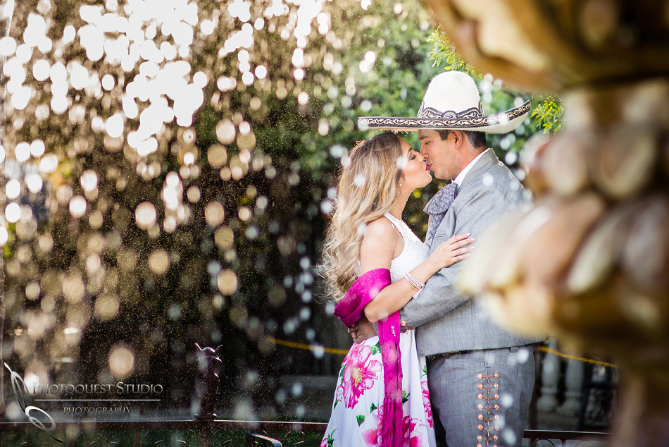 Engagement Photo by  Temecula Wedding Photographer at Rancho R Los Agaves