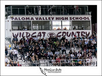 Paloma Valley High Shcool Football