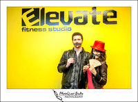 Elevate Fitness Studio One Year Anniversary Party