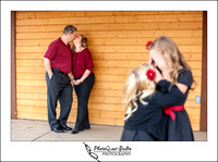 Beautiful Family Photo at Longshadow Ranch Winery by Menifee, Temecula Wedding & Event Photographer