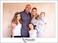 Temecula Wedding Photographer, Family Photo - The Rivas Family