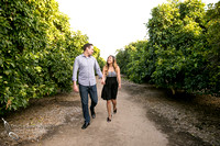 Temecula Valley Winery Family Photo by Wedding Photographer, Christine and Daniel