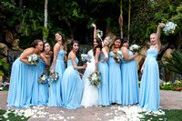 Happy-Bride-and-Bridesmaid-Wedding-photo-at-Grand-Tradition-Estate-Fallbrook