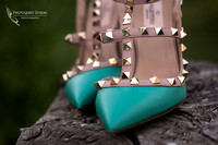 Valentino Rockstud Leather - Perfect Valentine's Day Gift (6) Closeup