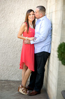 Engagement Photo at Mission Inn Hotel and Fairmount Park, Riverside - Monica & Hector (5)