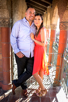 Engagement Photo at Mission Inn Hotel and Fairmount Park, Riverside - Monica & Hector (12)