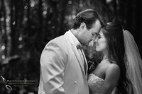 Quiet moment wedding photo at Grand Tradition Estate Fallbrook