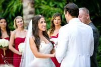 happy and beautiful bride at grand tradition fallbrook
